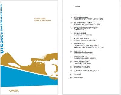 Image of Oreste alla Biennale / Oreste at the Venice Biennale (2000)
