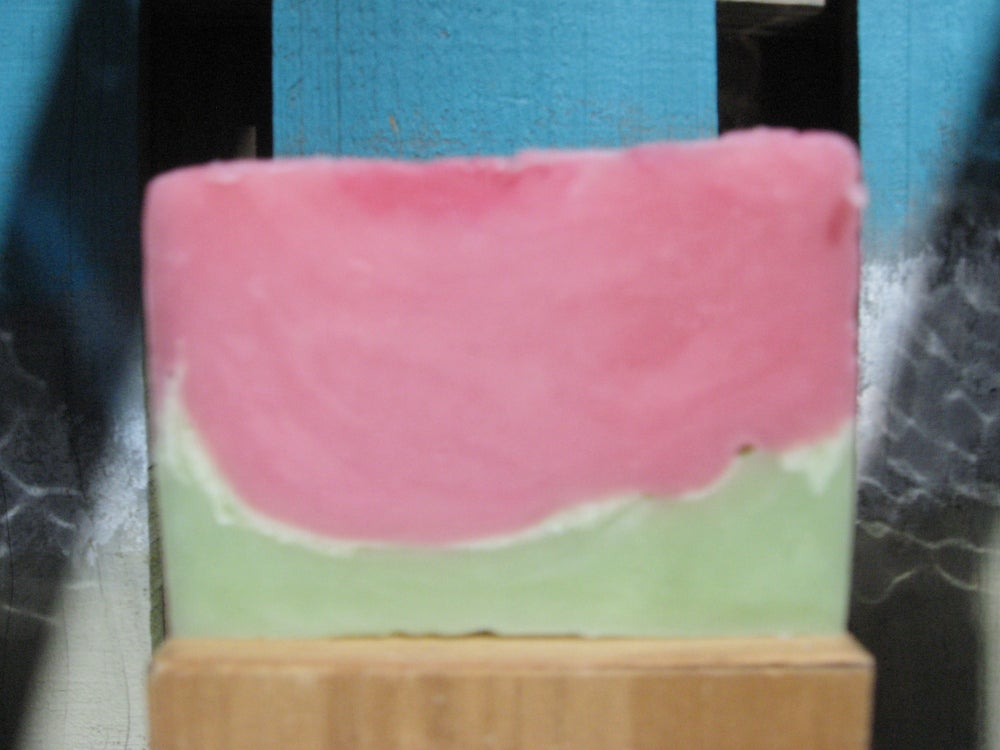 Image of Watermelon Soap