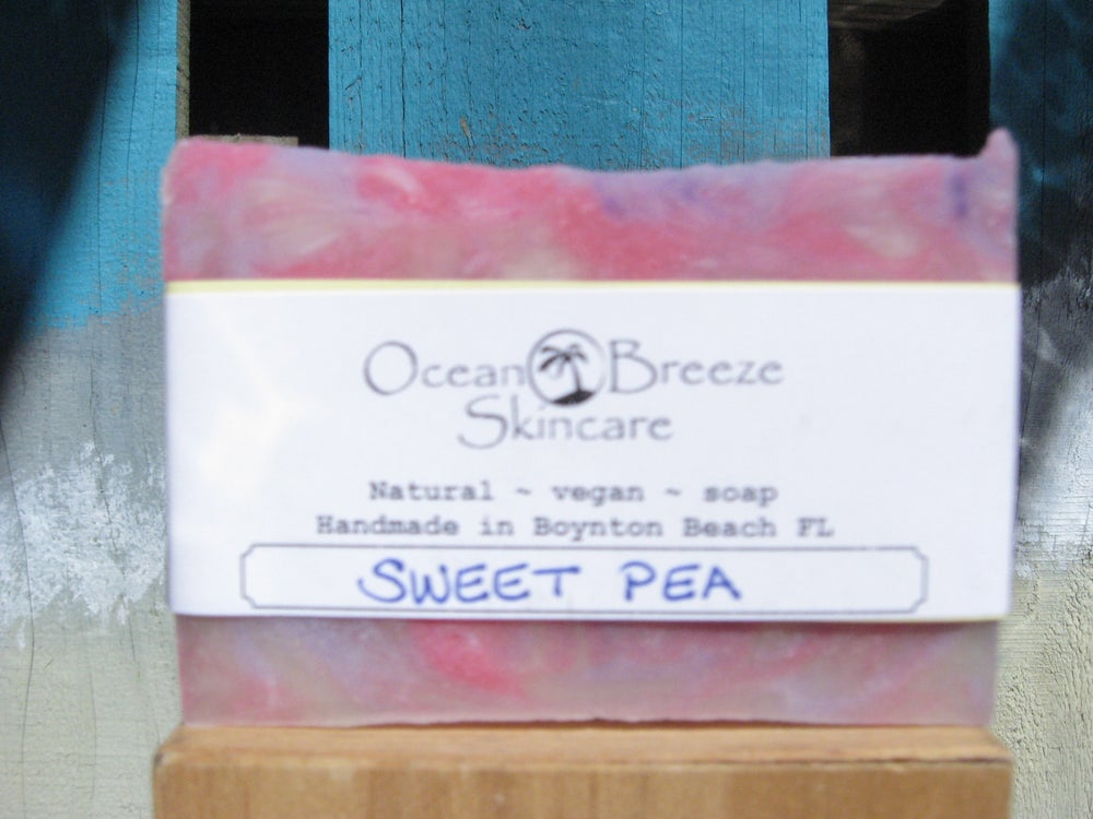 Image of Sweet Pea Soap