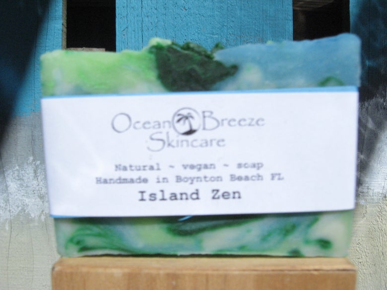 Image of Island Zen Soap