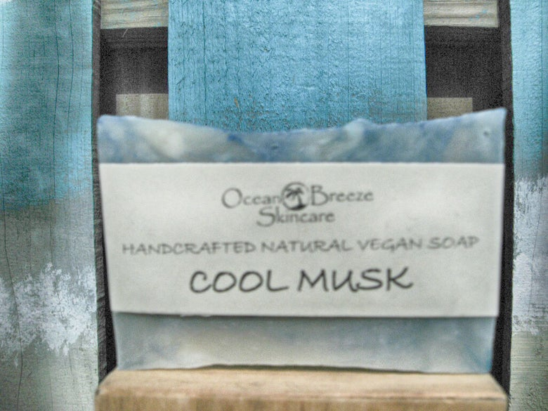 Image of Cool Musk Soap