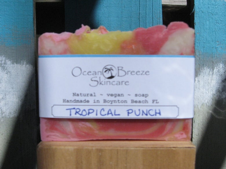 Image of Tropical Punch Soap