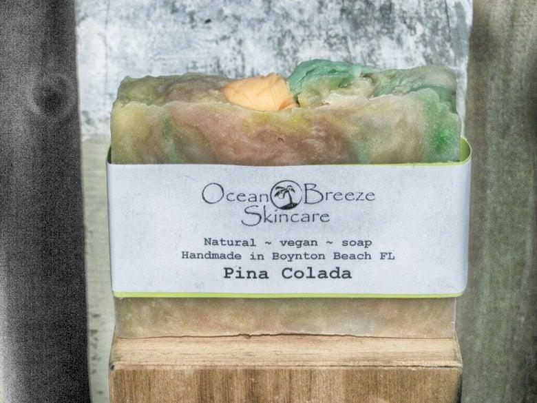 Image of Pina Colada Soap