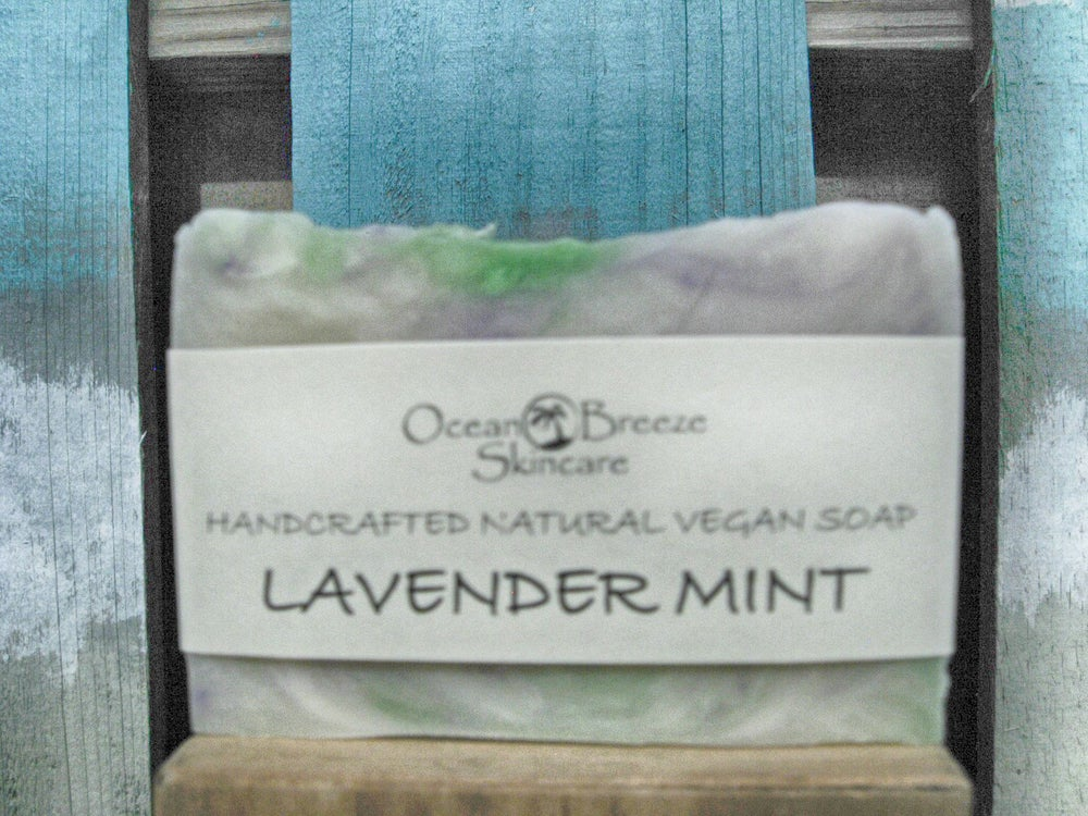 Image of Lavender Mint Soap