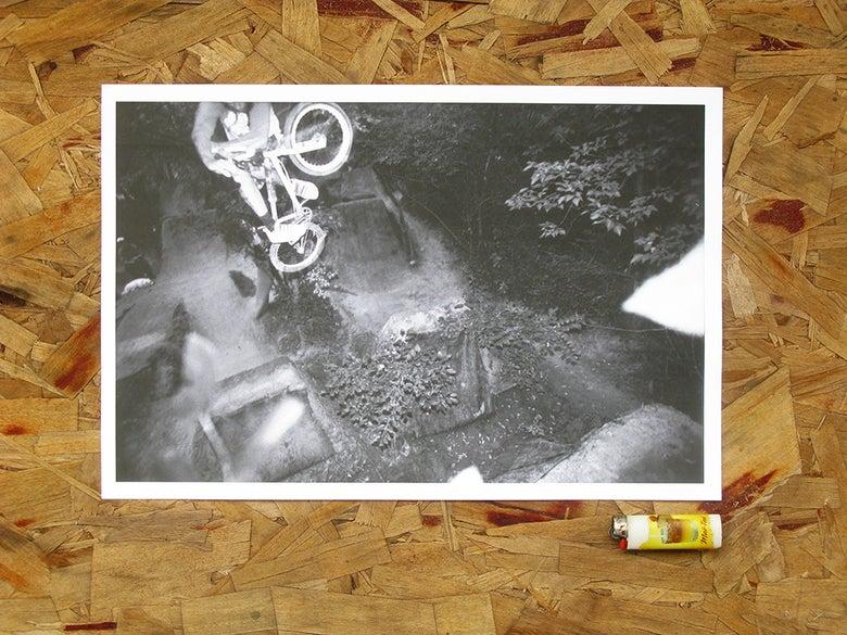 "Image of Jonathon ""Quaggy"" Hoagland 12""x18"" print"