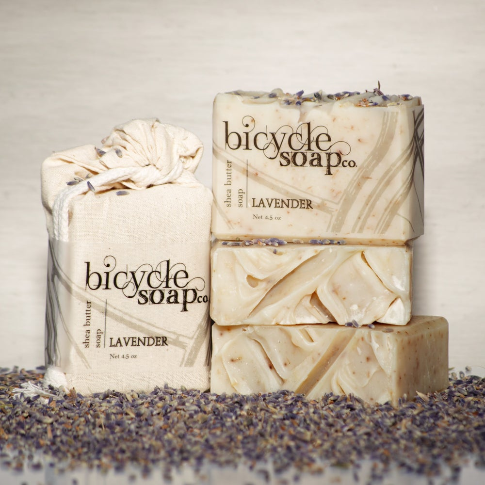 Image of Lavender Shea Butter Soap