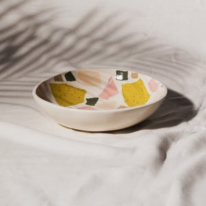 Image of TERRAZZO PARTY BOWL - LARGE