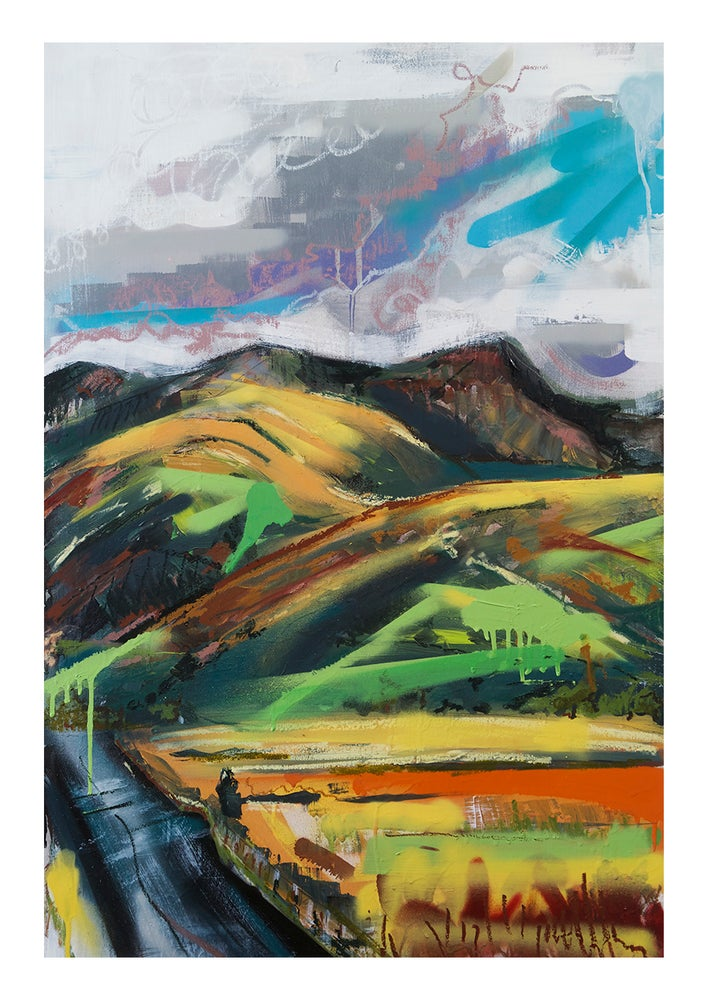 Image of Blencathra - Limited Edition Giclée Print - A2