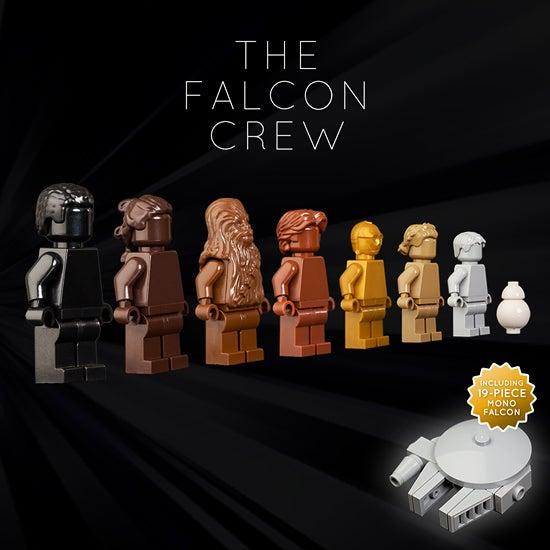 Image of THE FALCON CREW
