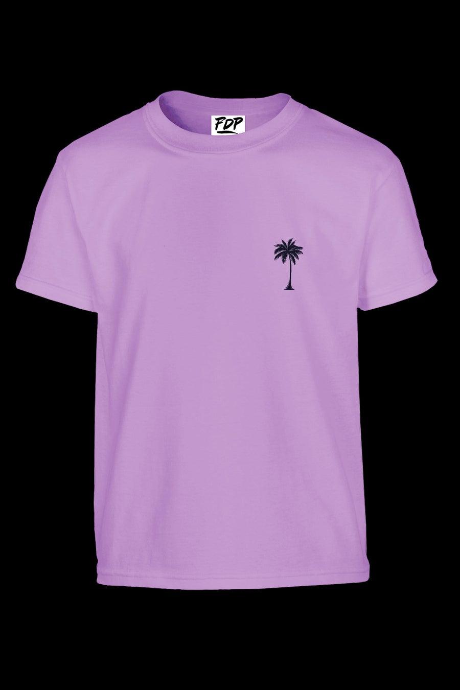 Image of FDP Tshirt Pink Unisex