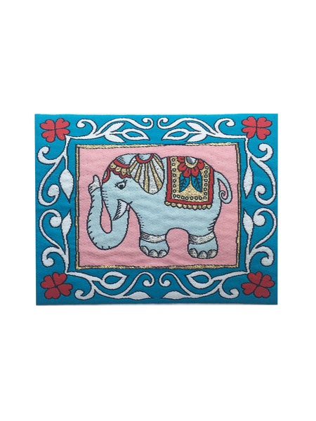 Image of Indian Elephant Patch