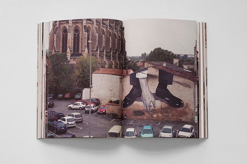 Image of ESCIF - Elswhere Book SIGNED Edition