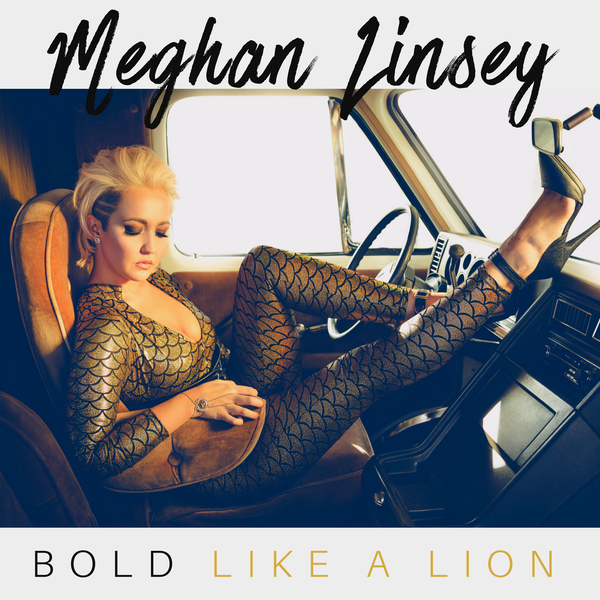 """Image of Signed, Limited Run """"Bold Like A Lion"""" CD"""
