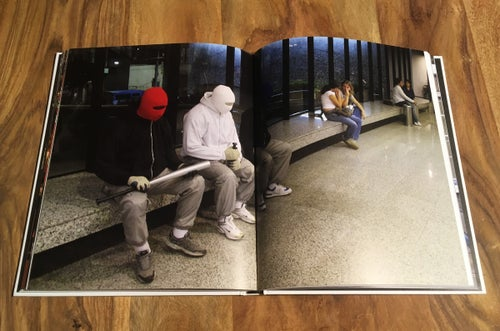 Image of Mark Jenkins - The Urban Theater Book