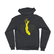 Image of YUP Warriors - unisex zip hoodie