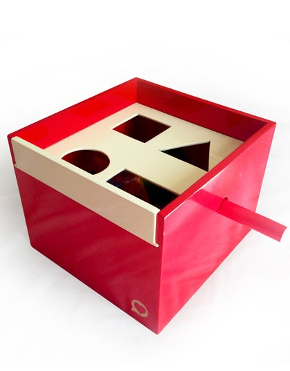 Image of Curio Five in One Wooden PlayBox