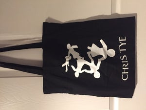 Image of Chris Tye Tote Bag