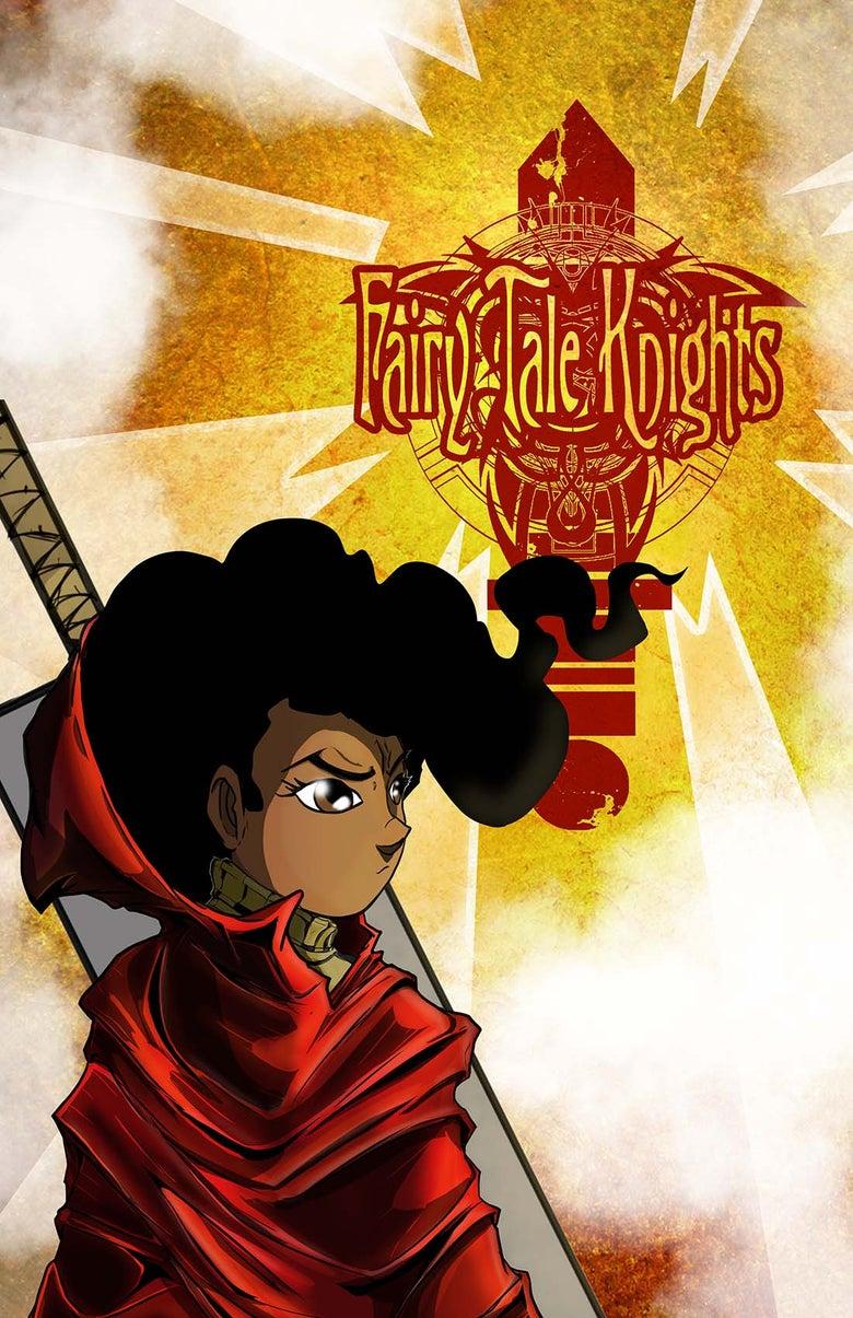 Image of Fairy Tale Knights (digital version)