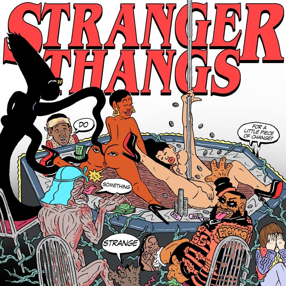 """Image of """"STRANGER THANGS"""" PRINT"""