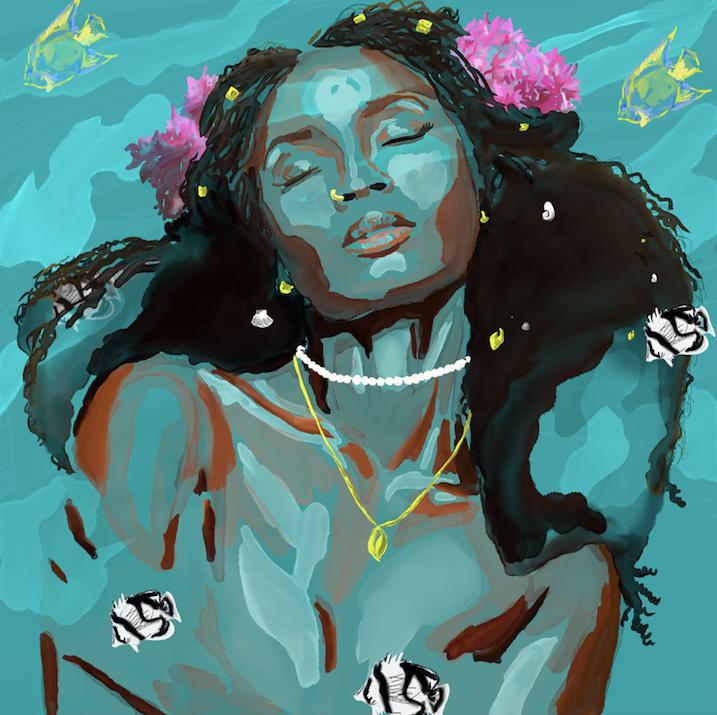 Image of Mermaid Of The Pond