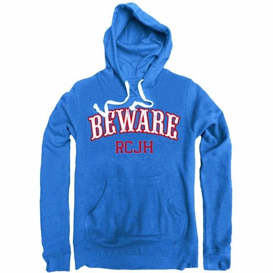Image of Beware Hoodie