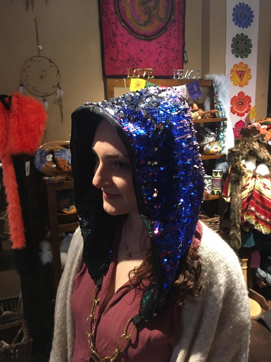 Image of Awesome Sequin Hood