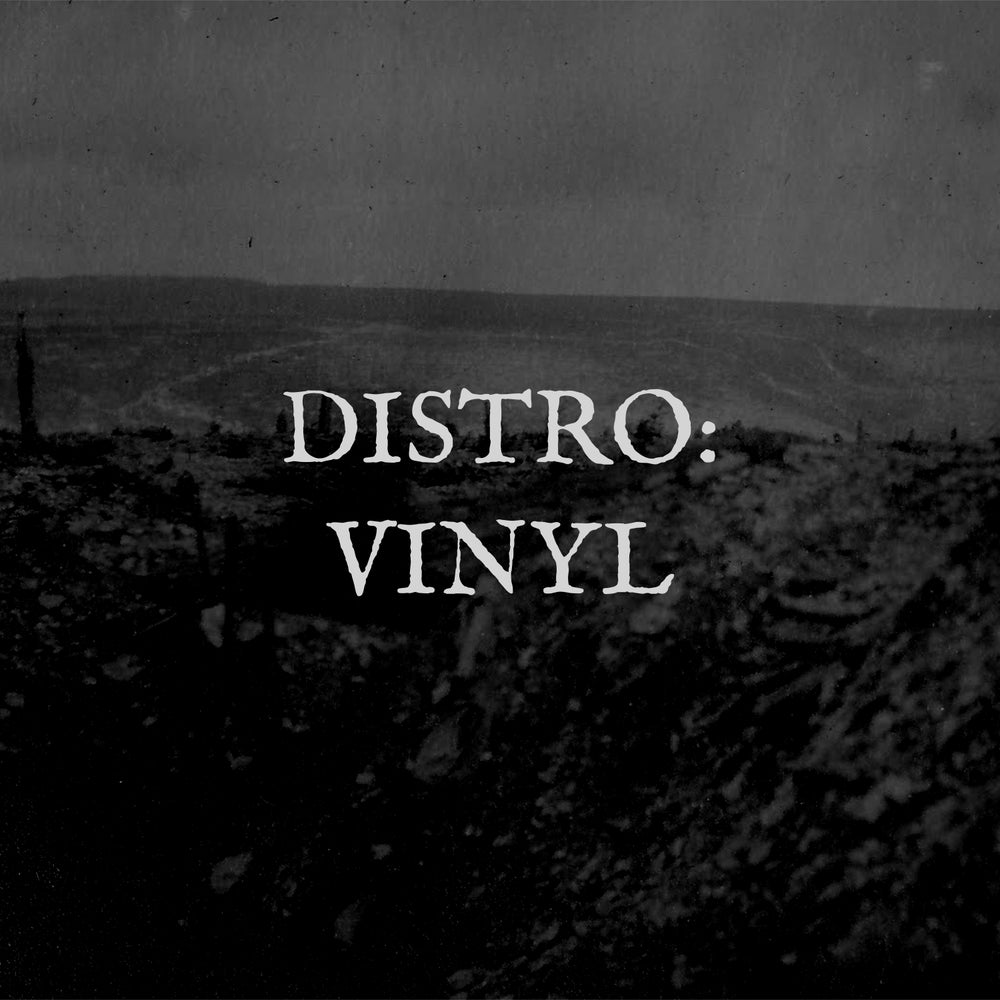 Image of Distro: Vinyl