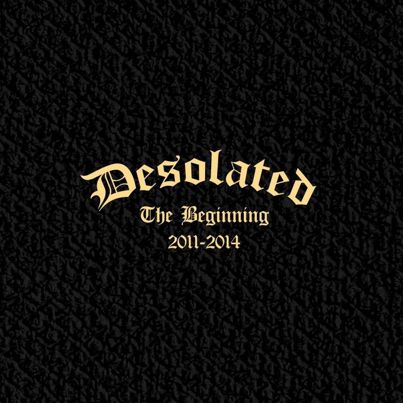 Image of Desolated - The Beginning (2011-2014) CD