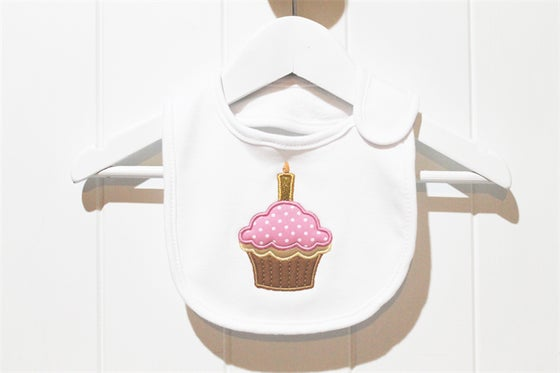 Image of Birthday Cake Bib