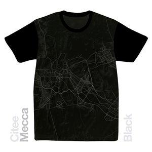 Image of Mecca map t-shirt