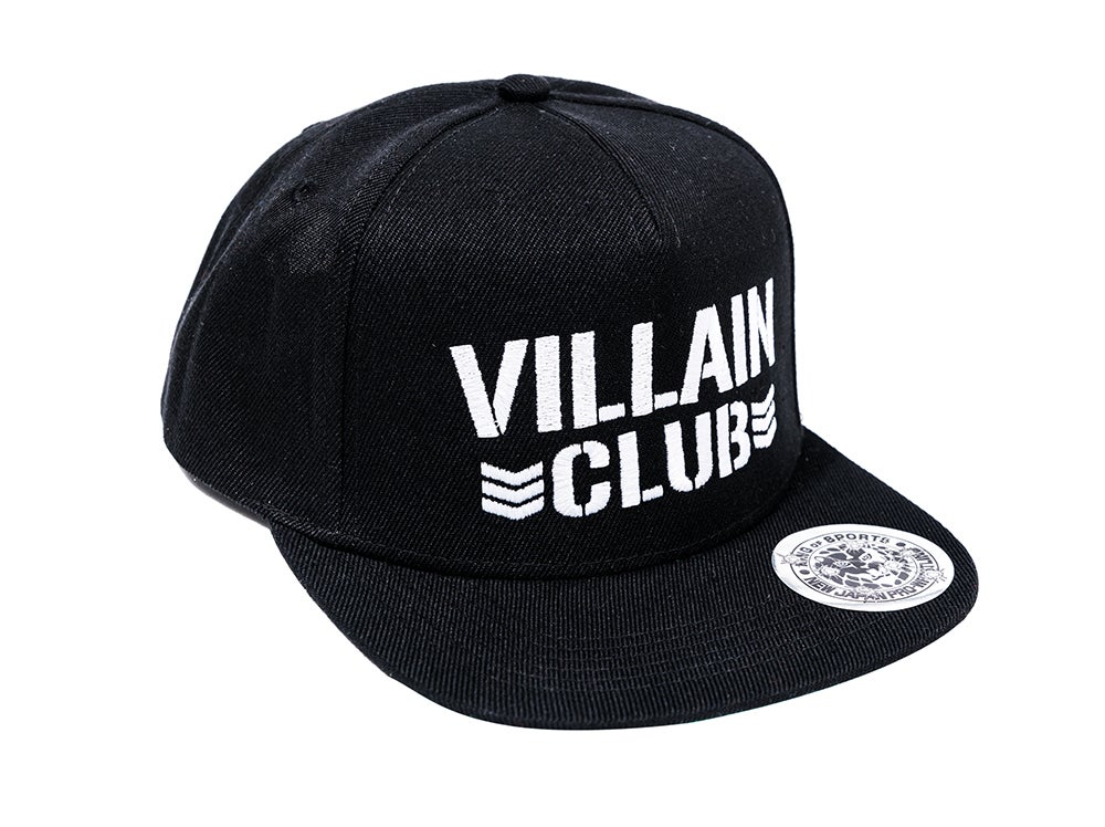 Image of 'Villain Club' Marty Scurll SnapBack