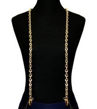 Image of CHAIN SUSPENDERS
