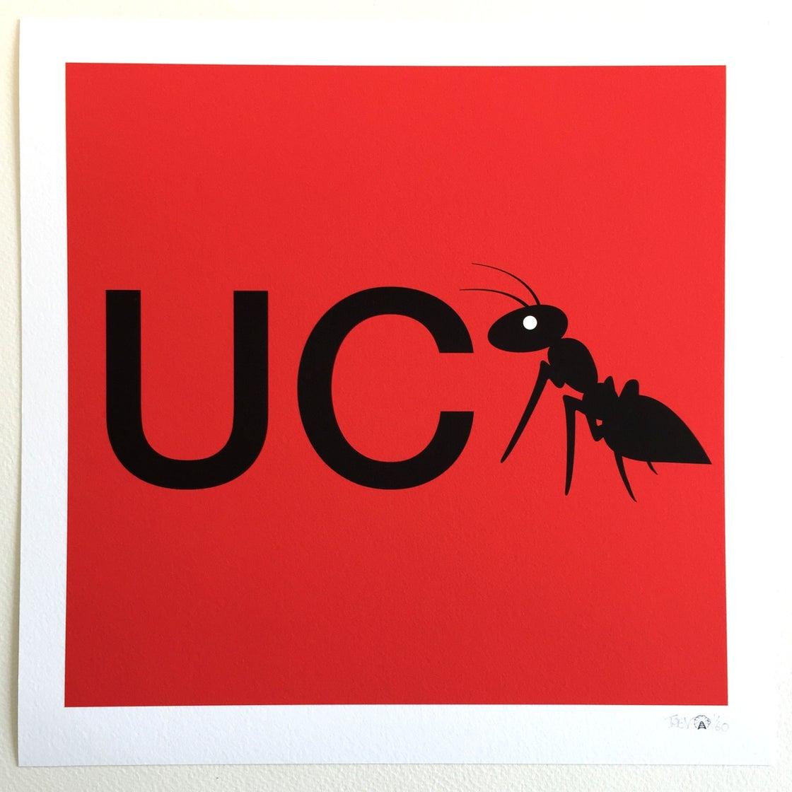 Image of EmojiU UCANT red