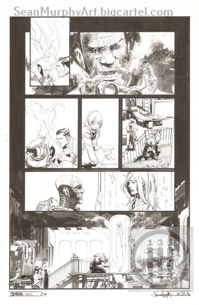 Image of Batman: White Knight #2, page 10