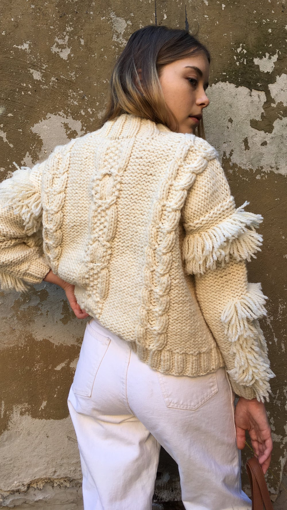 Image of Kordal Cable Knit Sweater