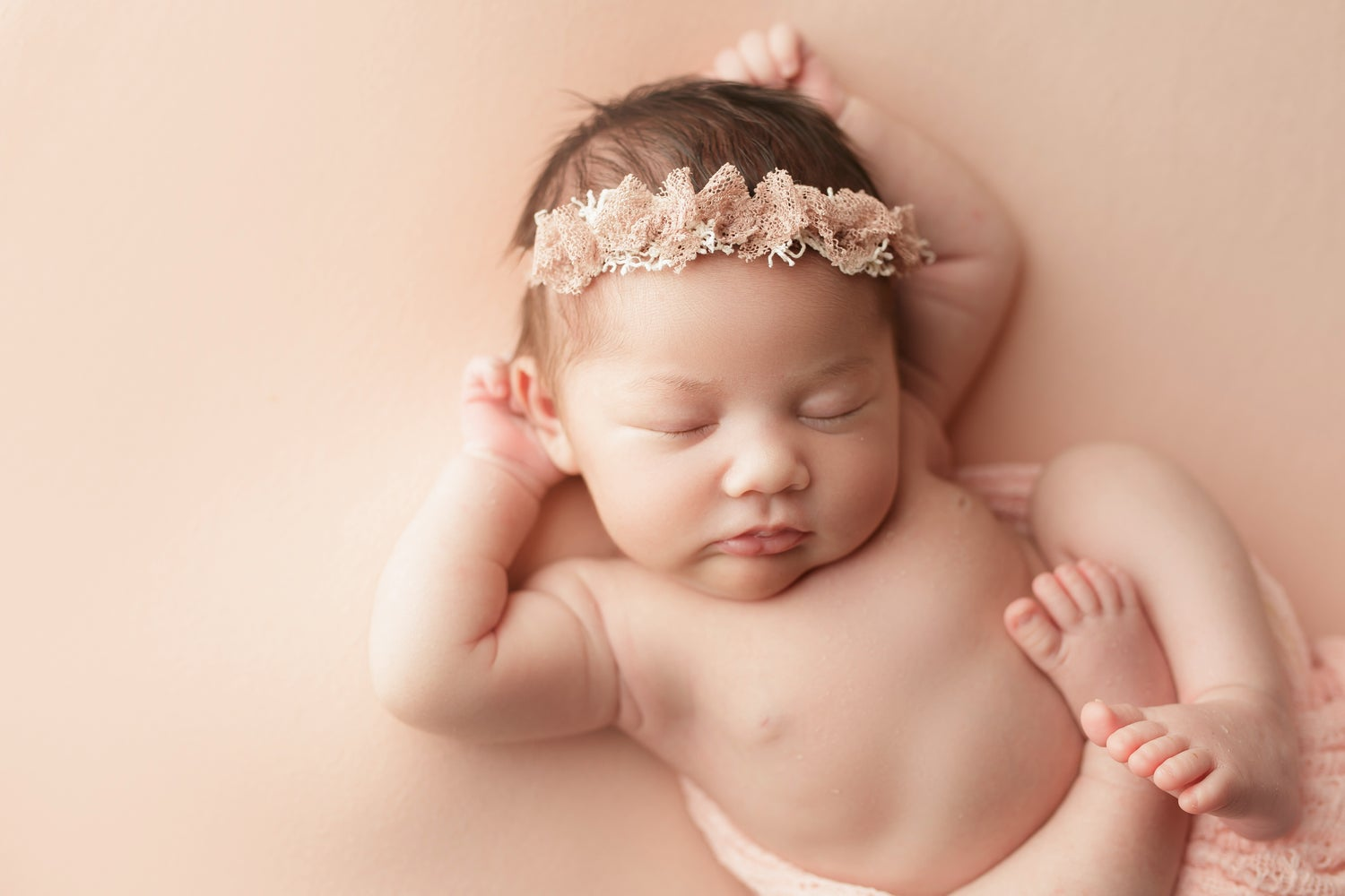 Image of 2017 Package - Newborn Portrait Session