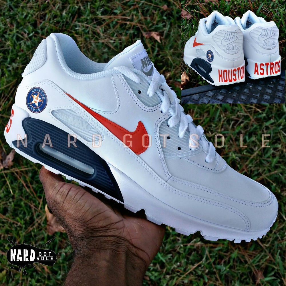 Image of Astros Airmax 90