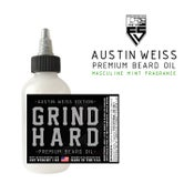 Image of GRIND HARD Signature Edition Beard Oil