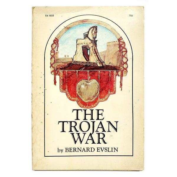 Image of Bernard Evslin - The Trojan War