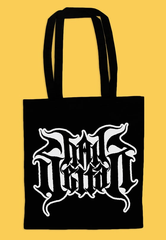 Image of V Rev x Ghost Dagger 'Hail Seitan' Tote