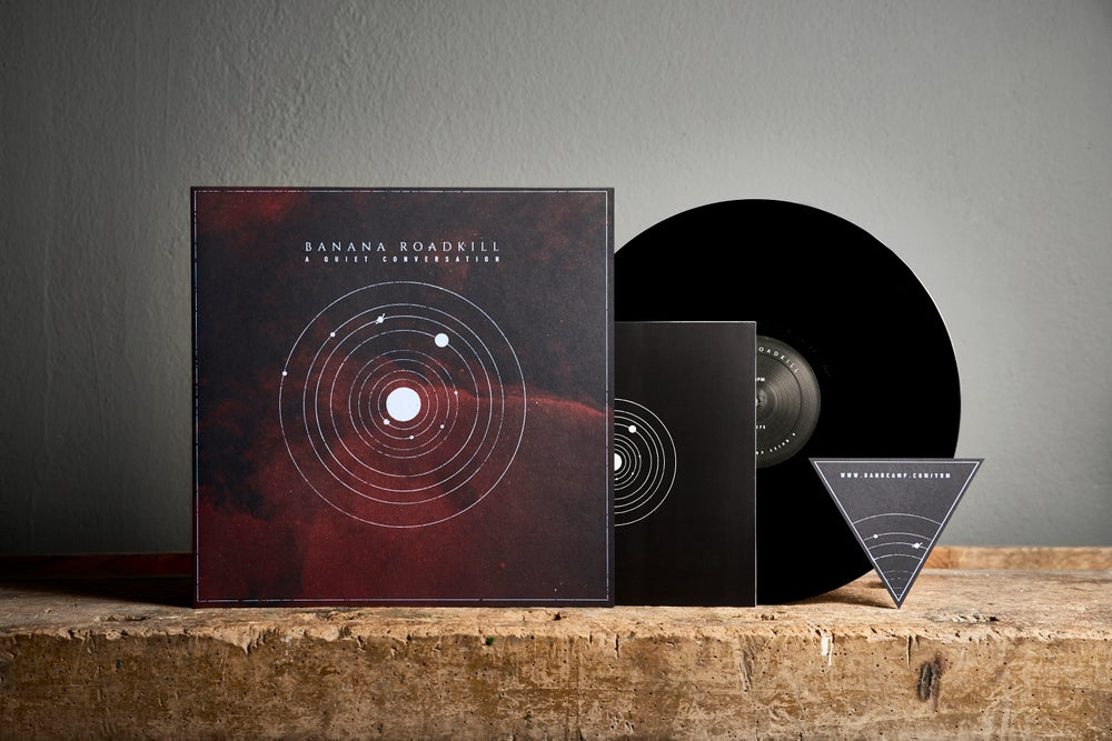 Image of A QUIET CONVERSATION - ALBUM Vinyl & CD