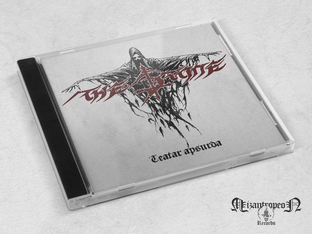 "Image of THE STONE ""Teatar apsurda"" Jewel case CD"