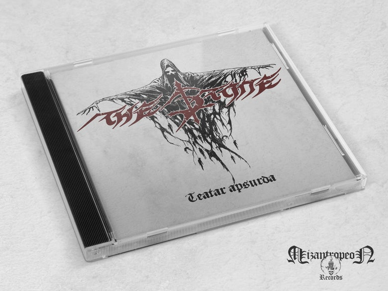 "Image of THE STONE ""Teatar apsurda"" Jewel case CD"