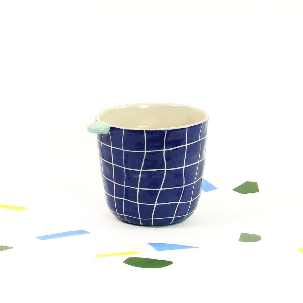 Image of Tasse à thé piscine / Swimming-pool teacup