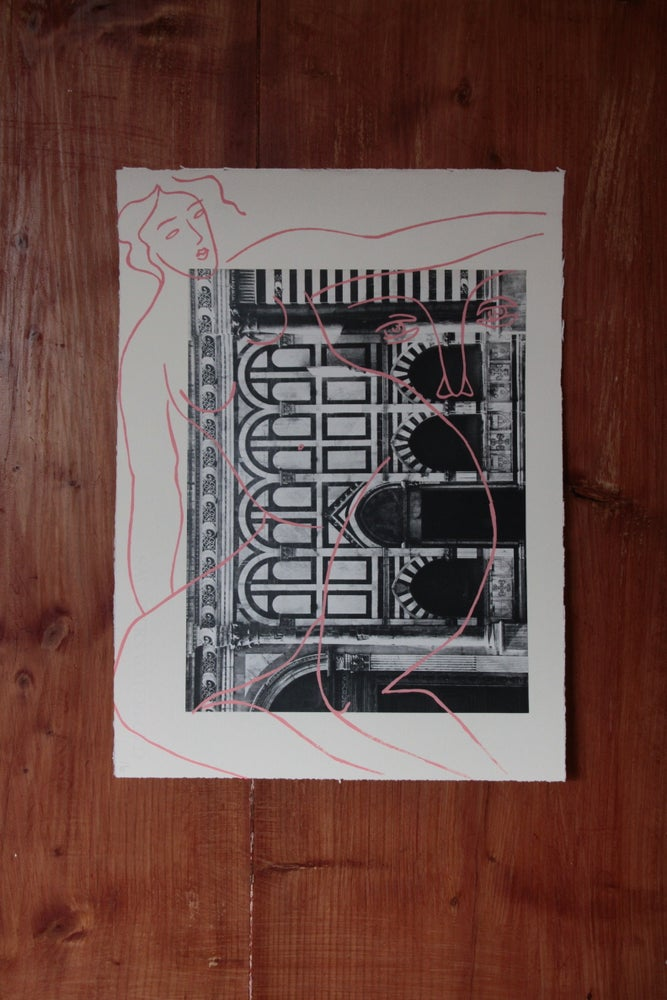 Image of Limited Prints, One of a kind (screen printed)