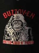 """Image of Buzzoven """" Outlaw Monkey """" T-Shirt"""