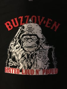"Image of Buzzoven "" Outlaw Monkey "" T-Shirt"