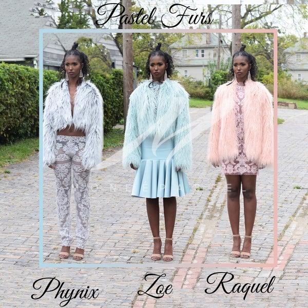 Image of Pastel Furs