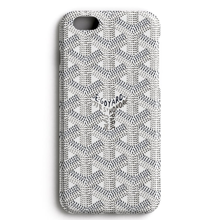 Image of White GYRD - iPhone Case