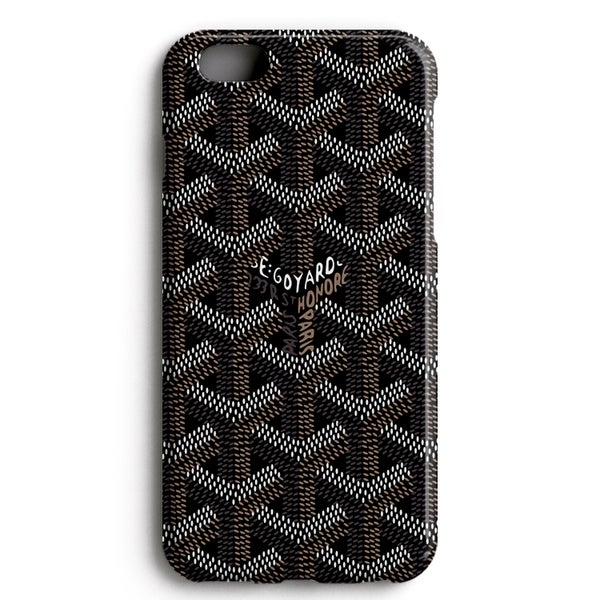 Image of Black GYRD - iPhone Case